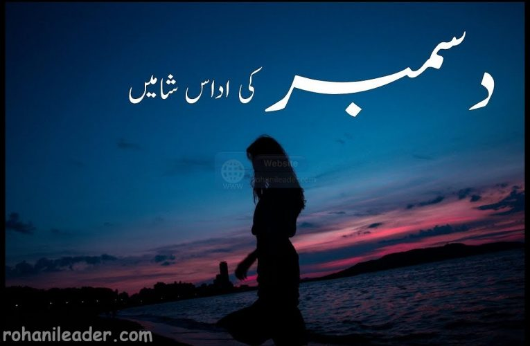Sad Poetry December | Sad Poetry in Urdu