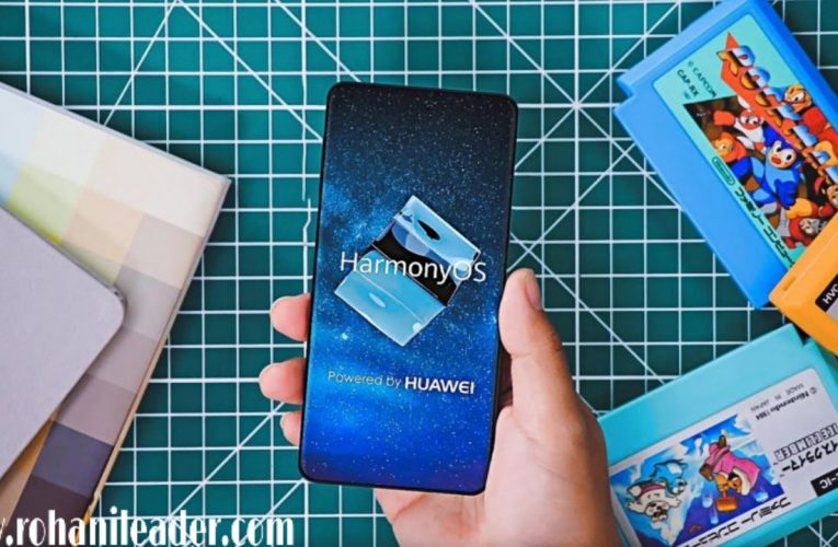 Huawei's HarmonyOS is comming to smartphone in 2020