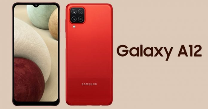 Samsung galaxy a12 price in pakistan 2020